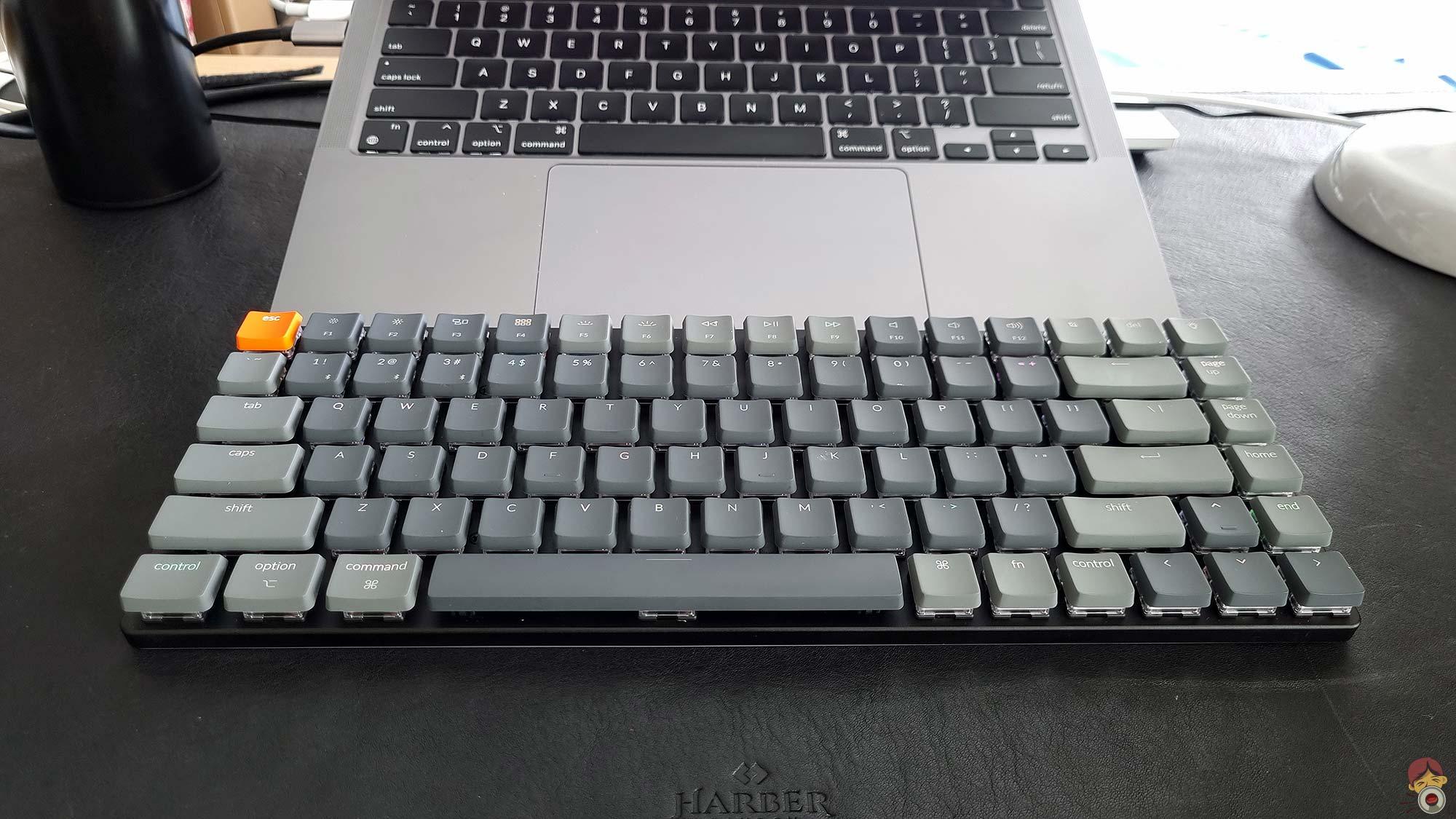 Keychron K3 Ultra-slim Mechanical Keyboard Review