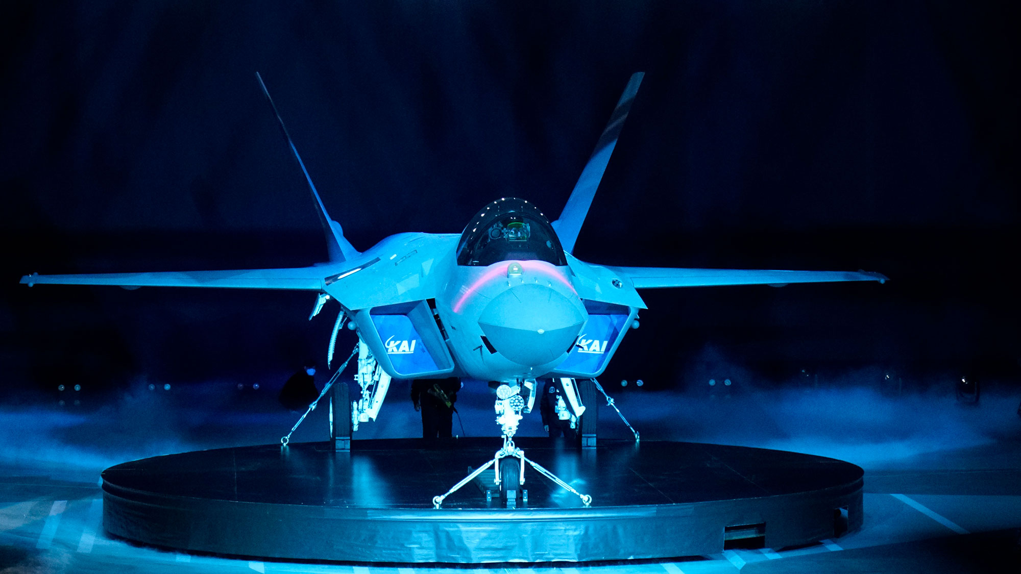 Korea Aerospace Industries KF-21 Boramae Fighter Jet