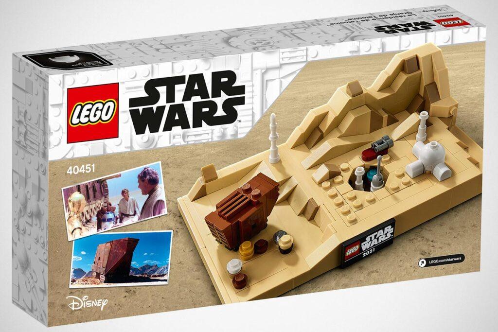 LEGO 40451 Tatooine Homestead