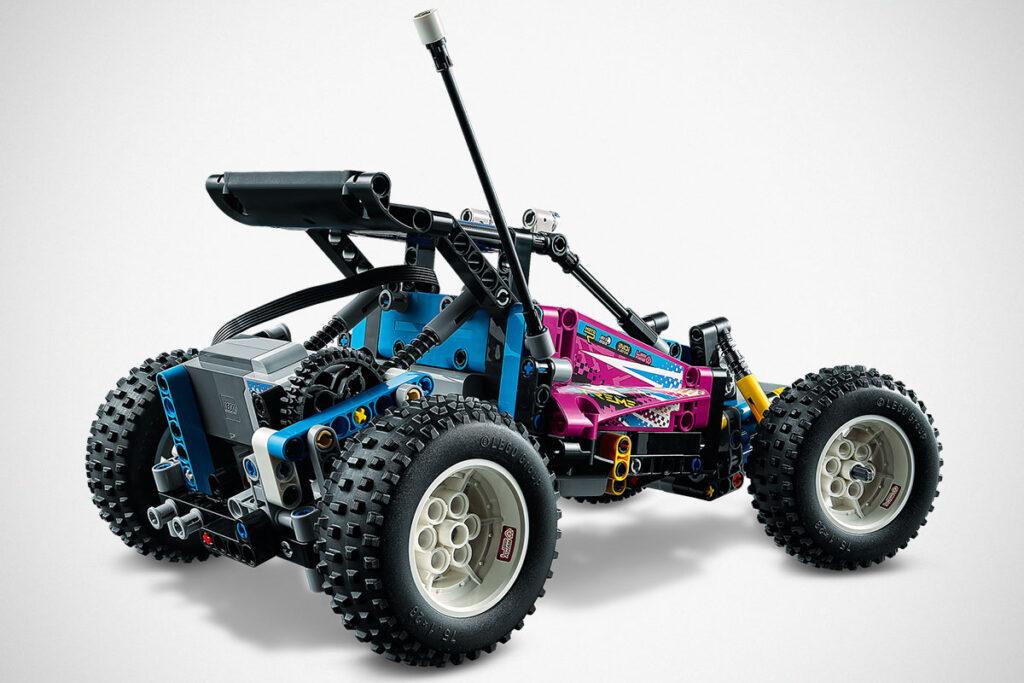 LEGO 42124 Off-Road Buggy RC Car