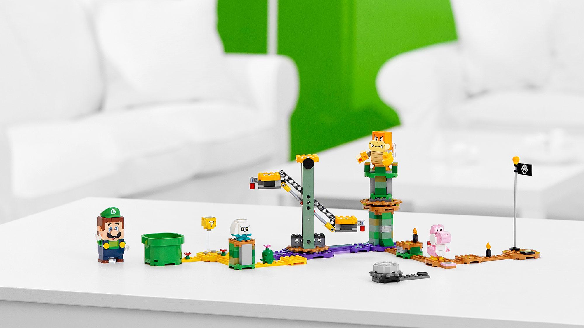 LEGO 71387 Adventures with Luigi Starter Course