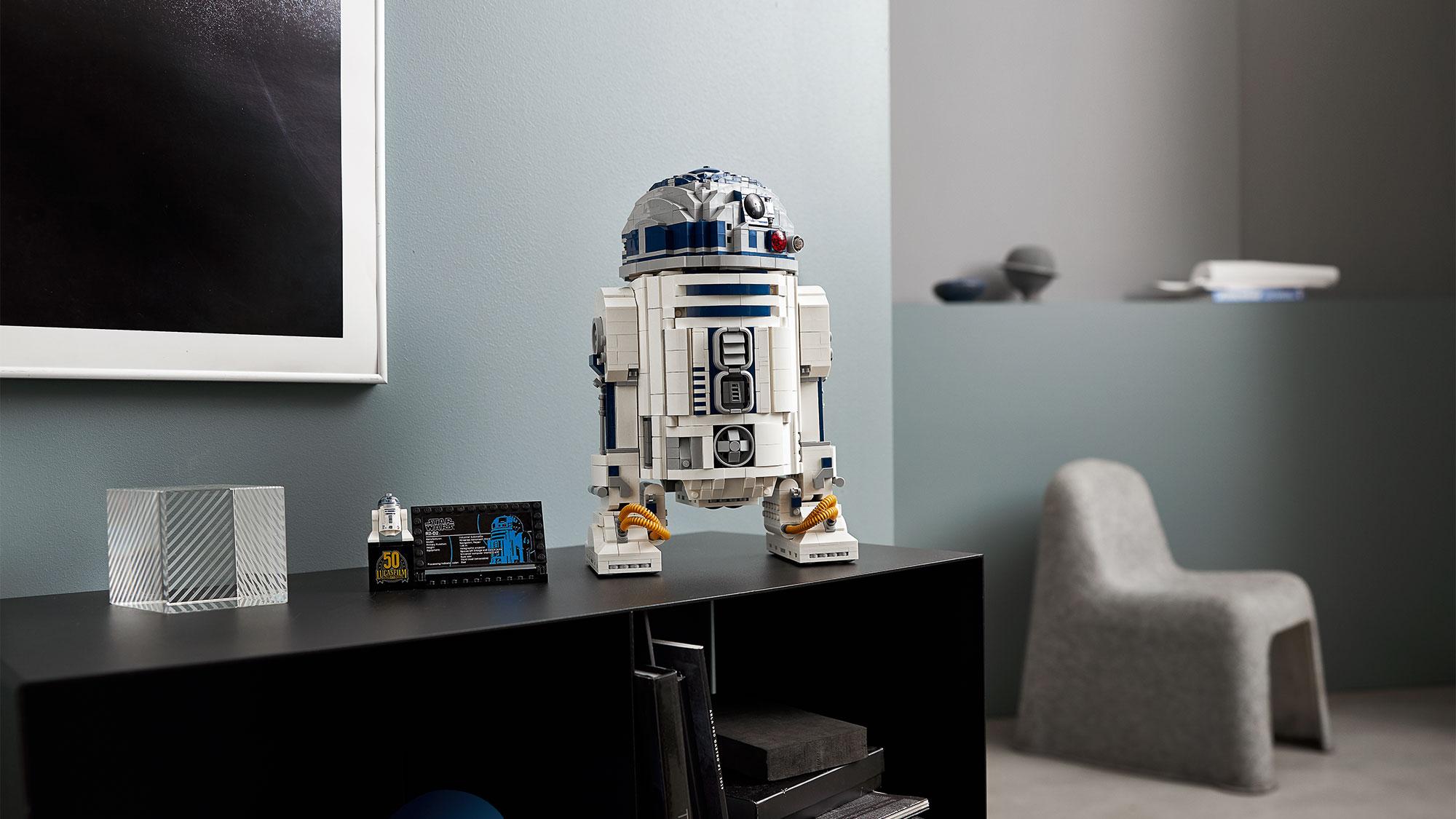 LEGO 75308 Star Wars R2-D2