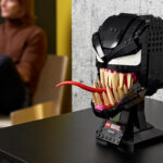 <em>Venom</em> Will Join LEGO's Growing List Of Buildable Heads/Helmets
