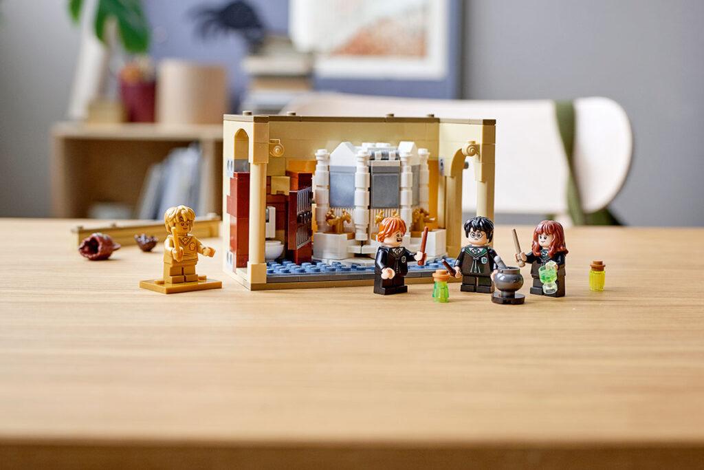 LEGO 76386 Harry Potter Hogwarts Polyjuice Potion