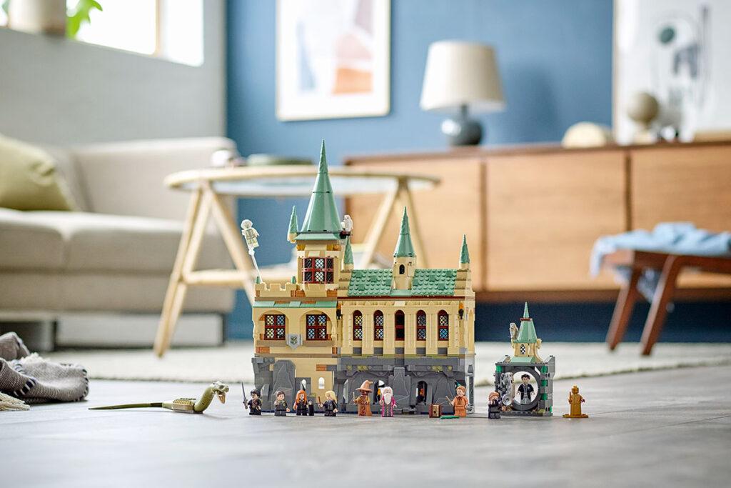 LEGO 76389 Harry Potter Chamber of Secrets