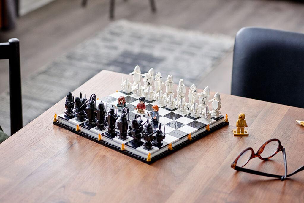 LEGO 76392 Harry Potter Hogwarts Wizard's Chess