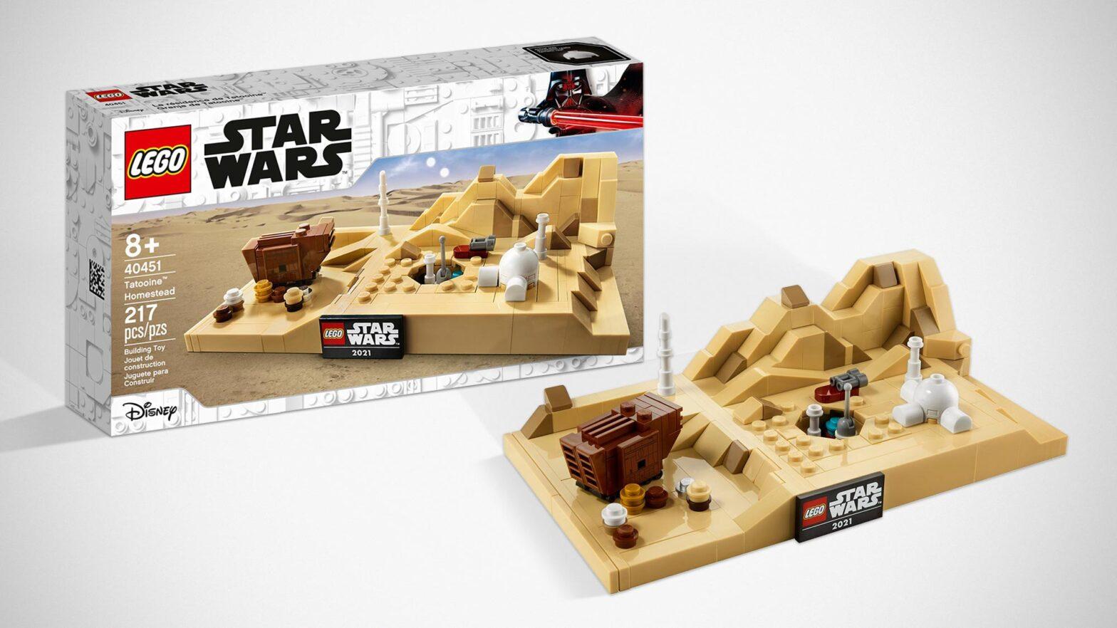 LEGO Celebrates Star Wars Day May 1-5