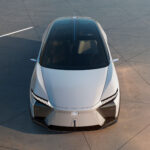 Lexus Unveiled Its Latest All-Electric Concept Vehicle, Called LF-Z Electrified