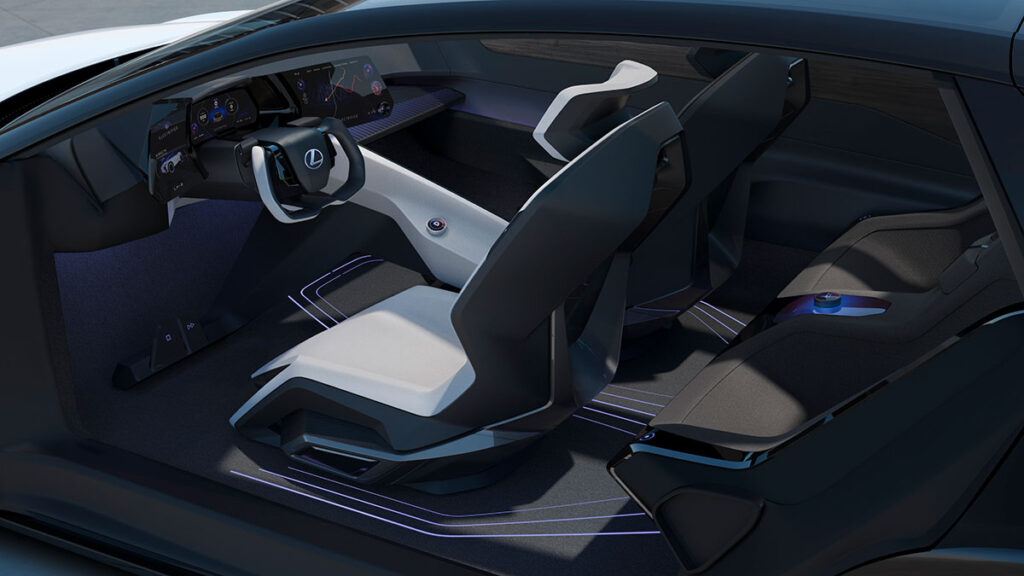 Lexus LF-Z Electrified BEV Concept