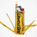 LighterBro Will Turn A Regular Bic Lighter Into A Handy Multi-tool