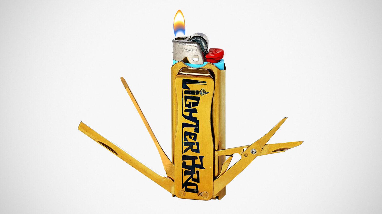 LighterBro Multi-tool For Bic Lighter