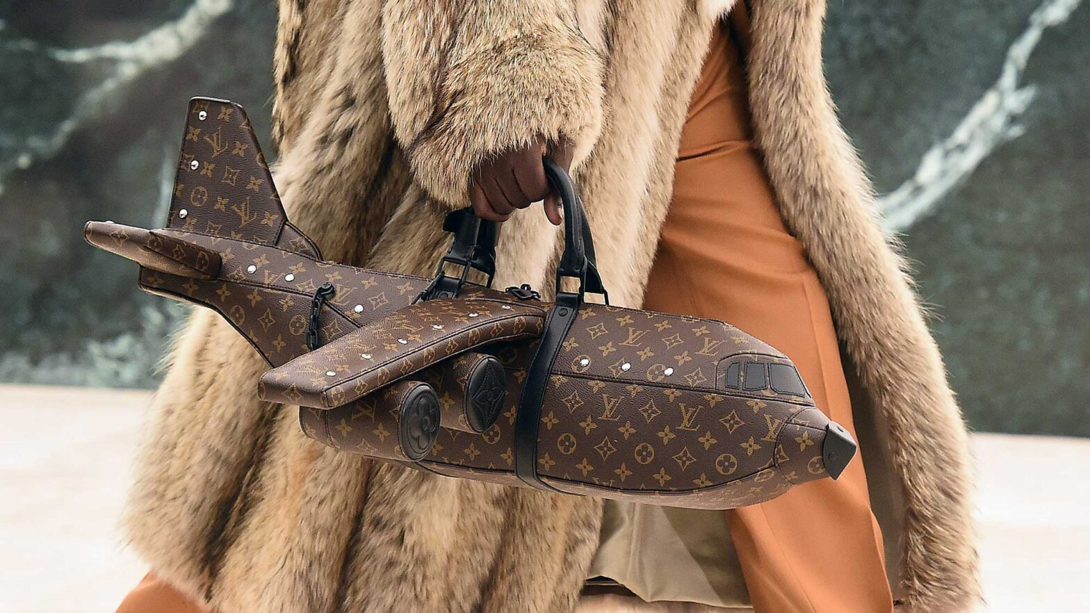 Louis Vuitton Airplane Bag by Virgil Abloh