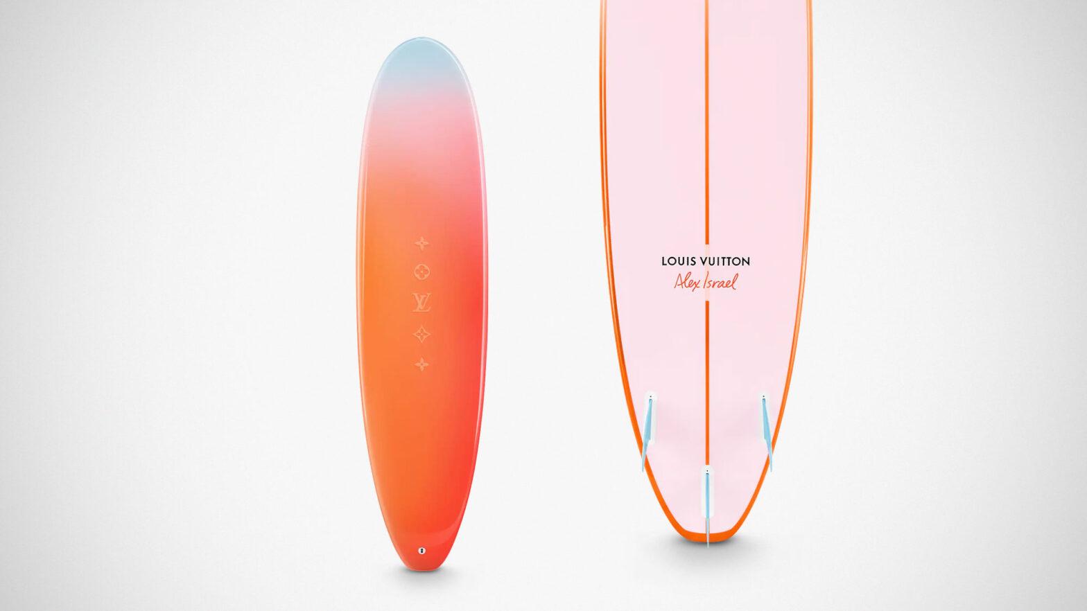 Louis Vuitton Surf On The Beach Board