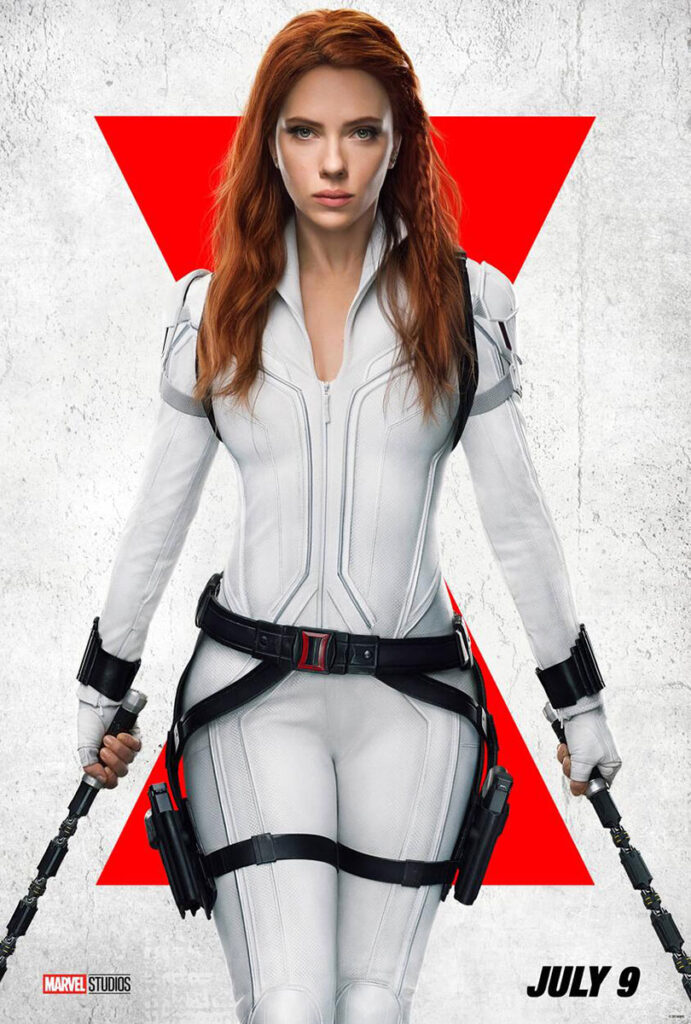 Marvel Studios' Black Widow New Trailer