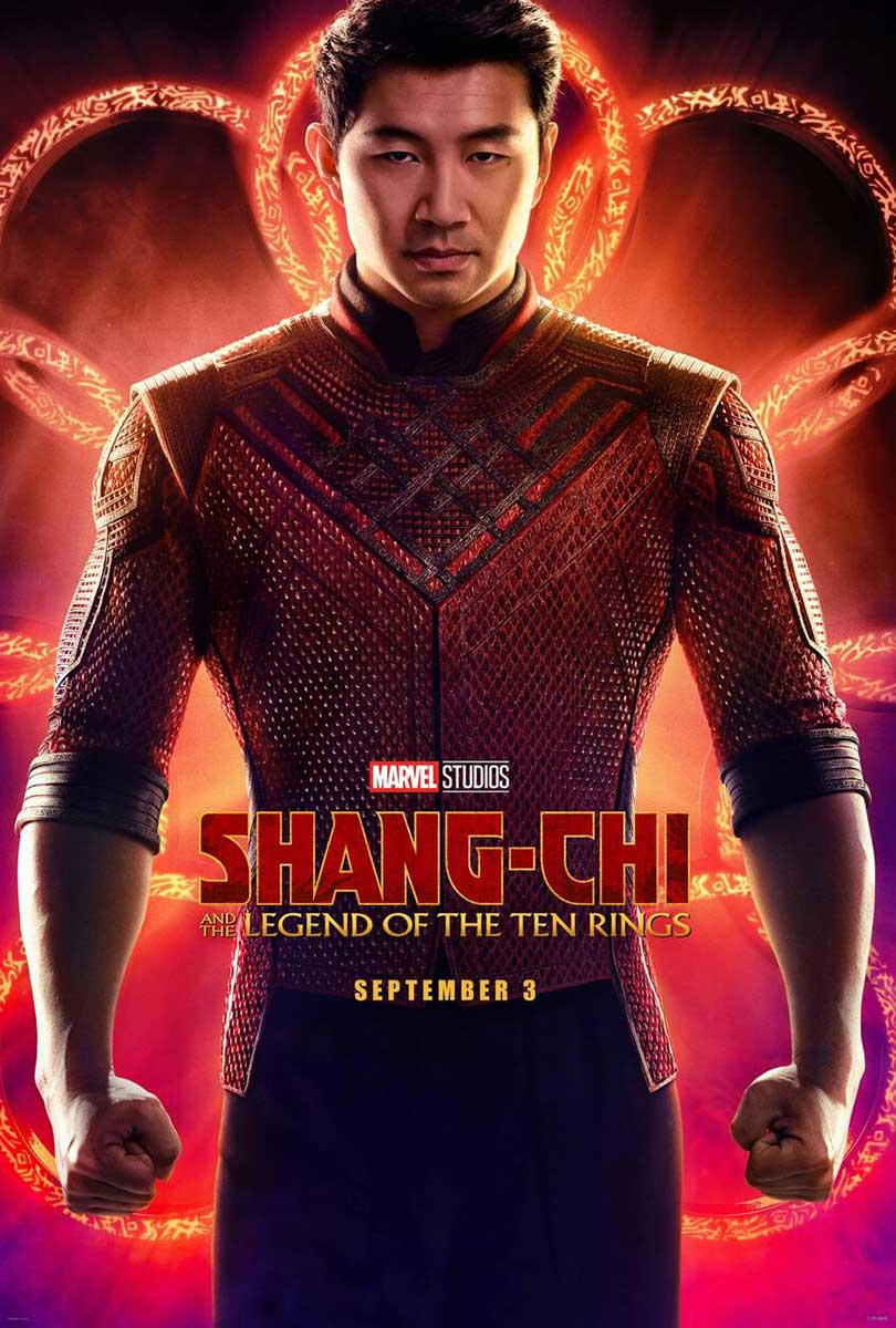 Marvel Studios' Shang-Chi Official Poster 1