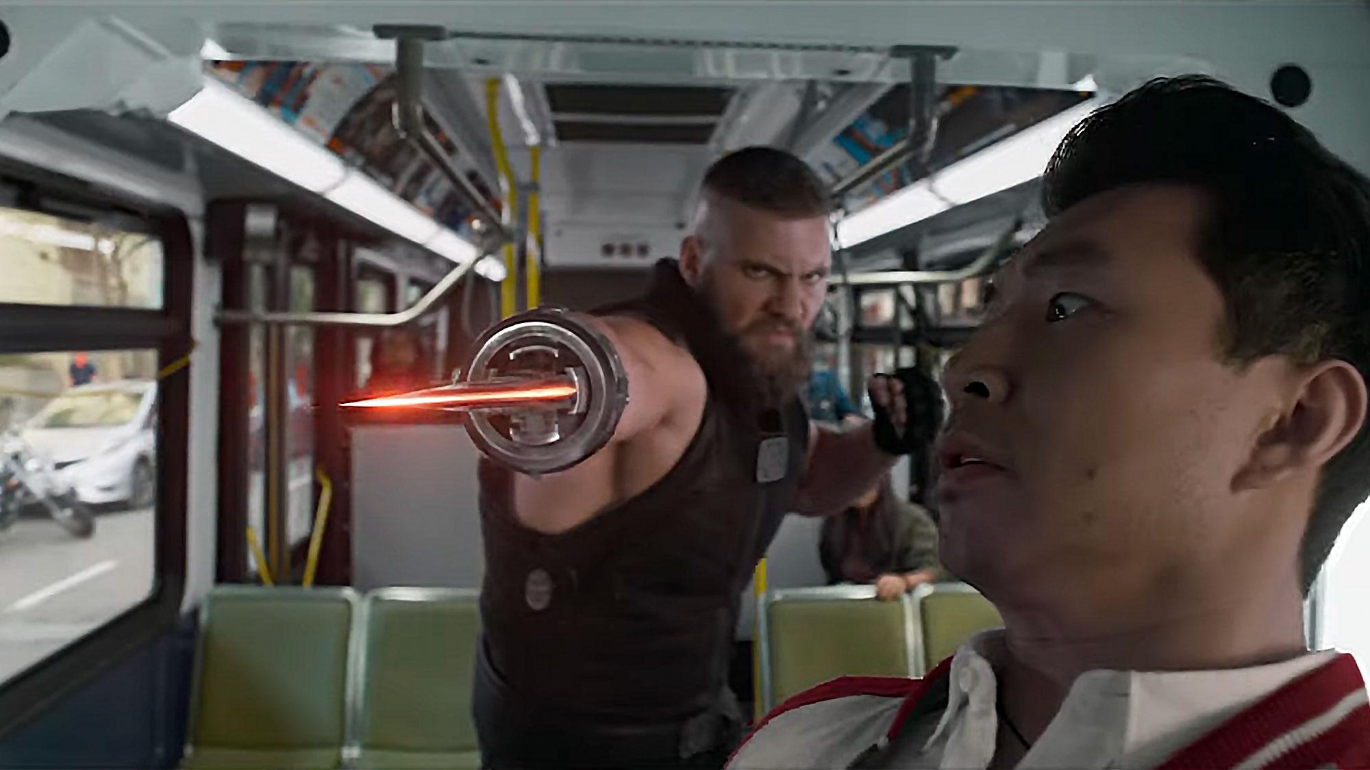 Marvel Studios' Shang-Chi Official Teaser Trailer