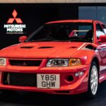 Before Mitsubishi Motors Exits U.K. Market, It Is Auctioning Away 14 Of Its Classic And Iconic Cars