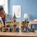 New LEGO <em>Harry Potter</em> Sets Revealed With Exclusive Golden Minifigures