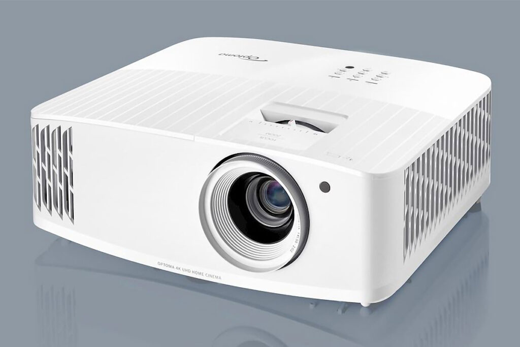 Optoma UHD35 4K Gaming and Home Theater Projectors