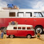 You Can Own A 1962 Volkswagen T1 Camping Bus… In 1:18 Scale For Just 50 Bucks