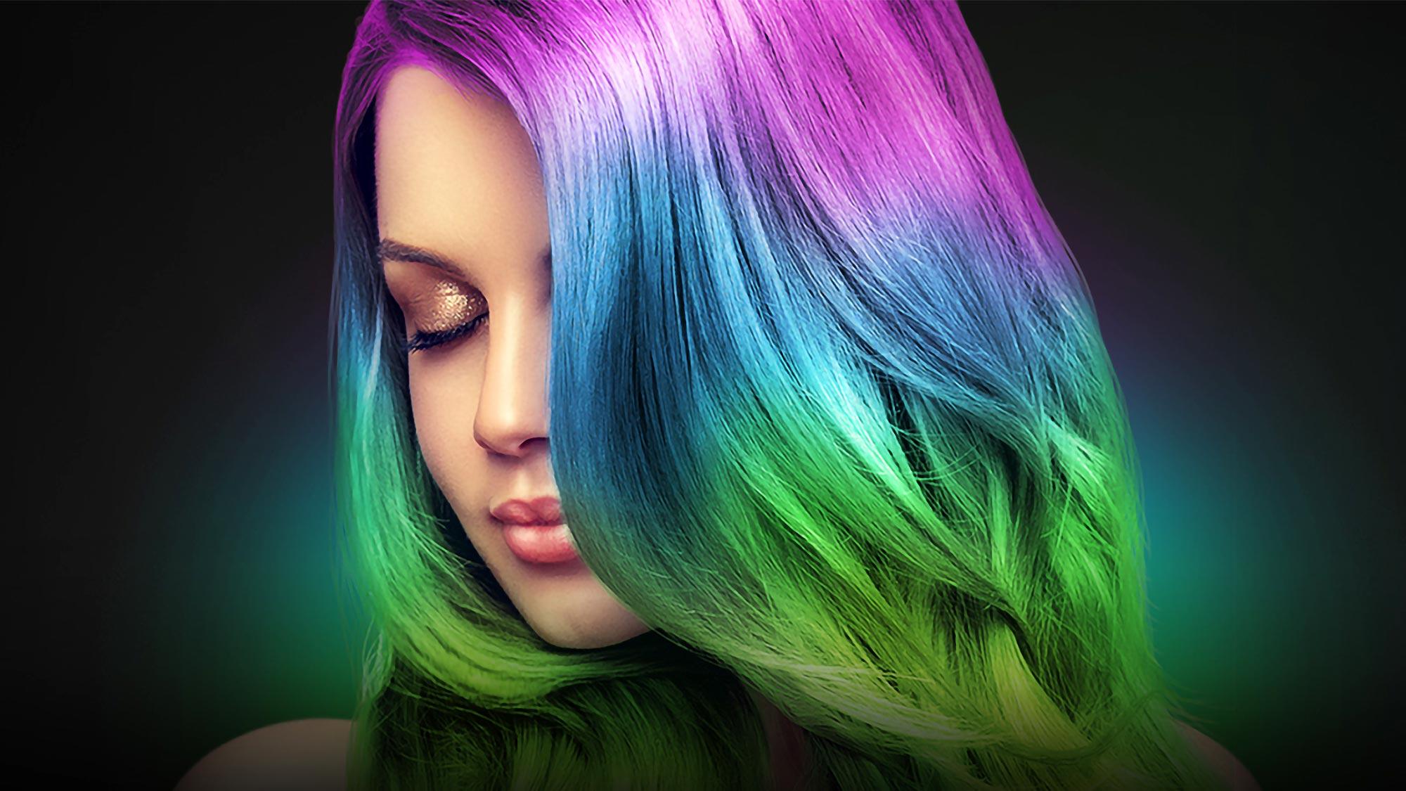 Razer Rapunzel Chroma Hair Dye