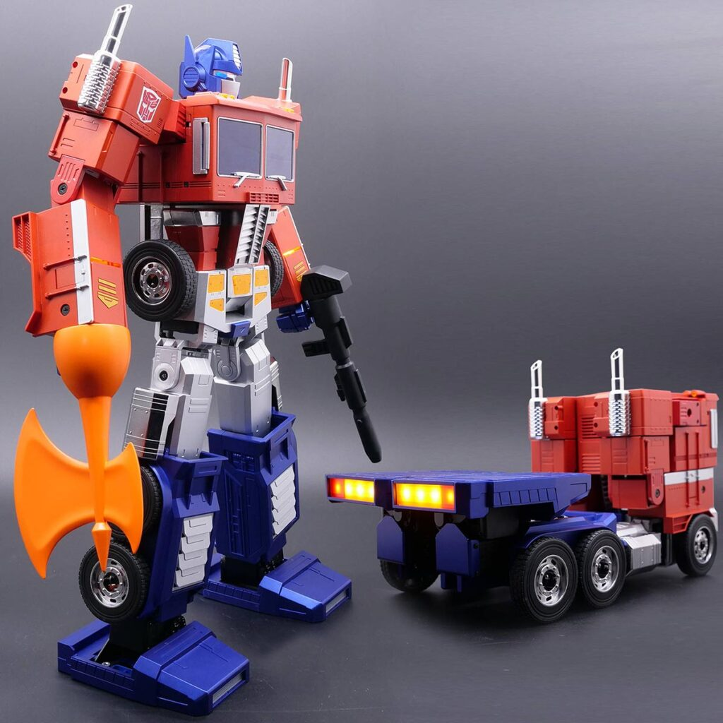 Robosen Optimus Prime Self-transforming Robot