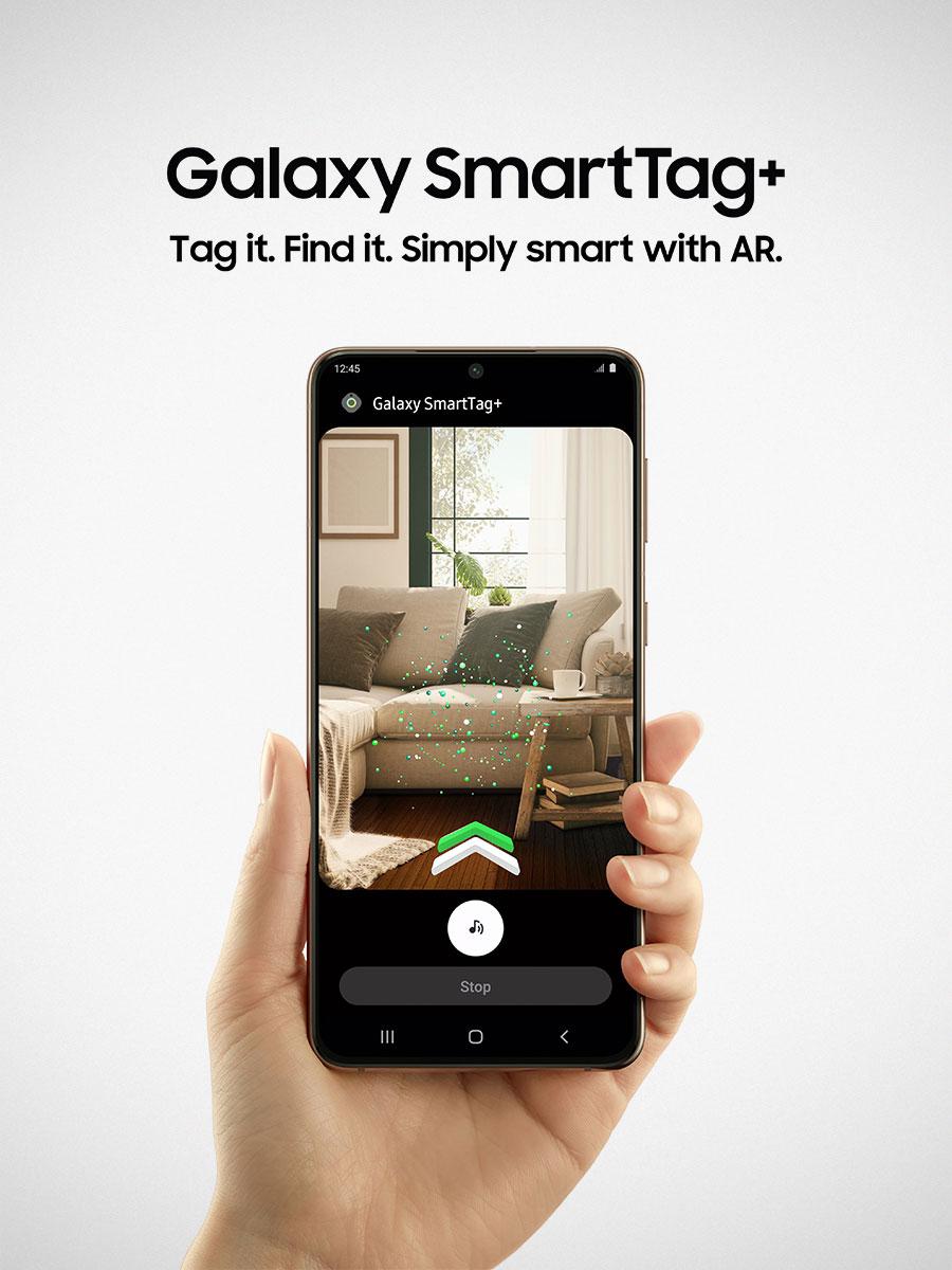 Samsung Galaxy SmartTag Plus Bluetooth Tracker