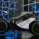 Segway APEX H2 Is Ninebot's First Hydrogen Electric Motorcycle