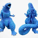 Shin Cookiezilla Is A Wonderful Mashup Between Cookie Monster And <em>Shin Godzilla</em>