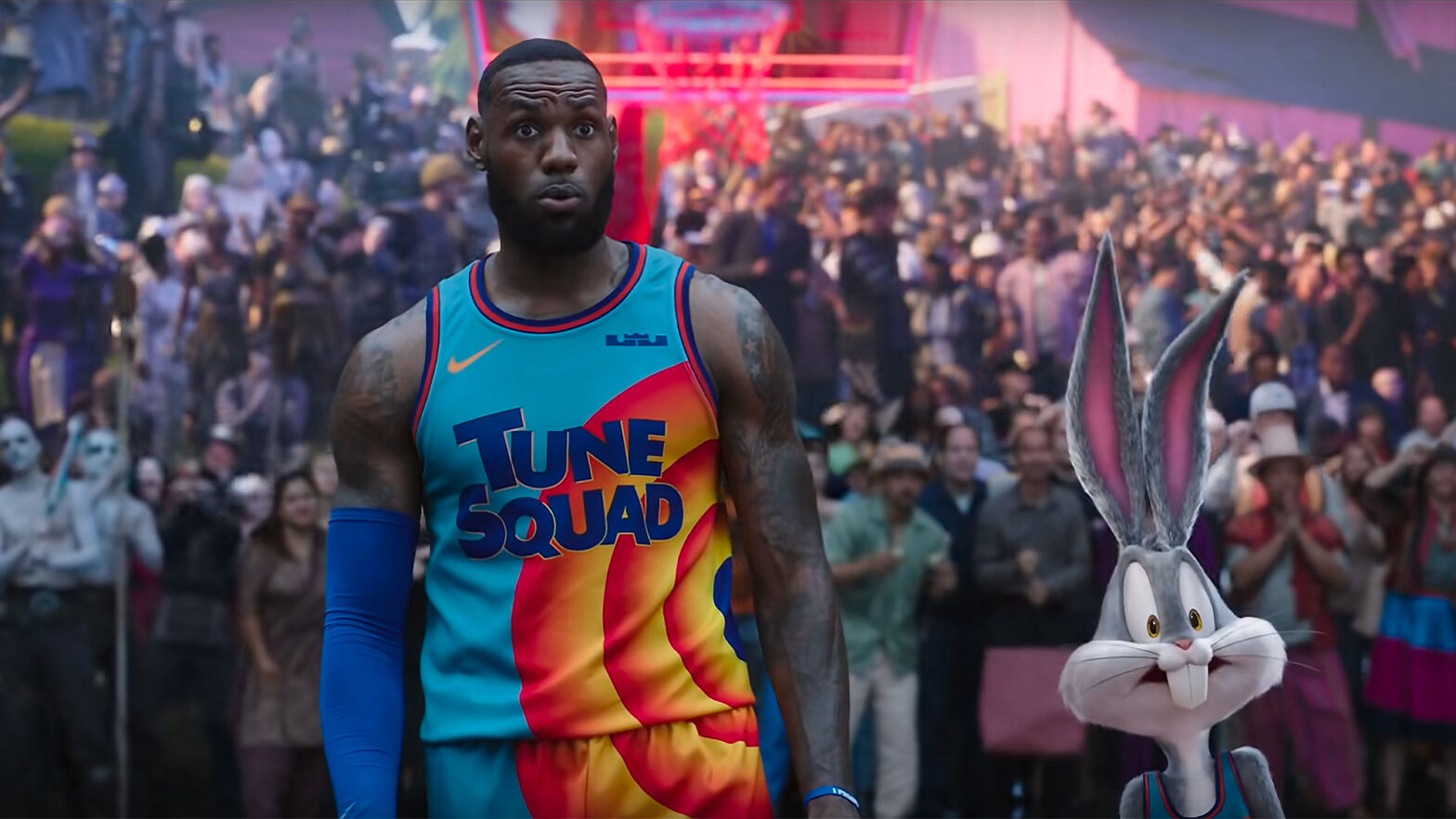 Space Jam A New Legacy Trailer 1