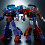 Takara Tomy <em>Transformers</em> Masterpiece MP-53 And MP54 Officially Unveiled