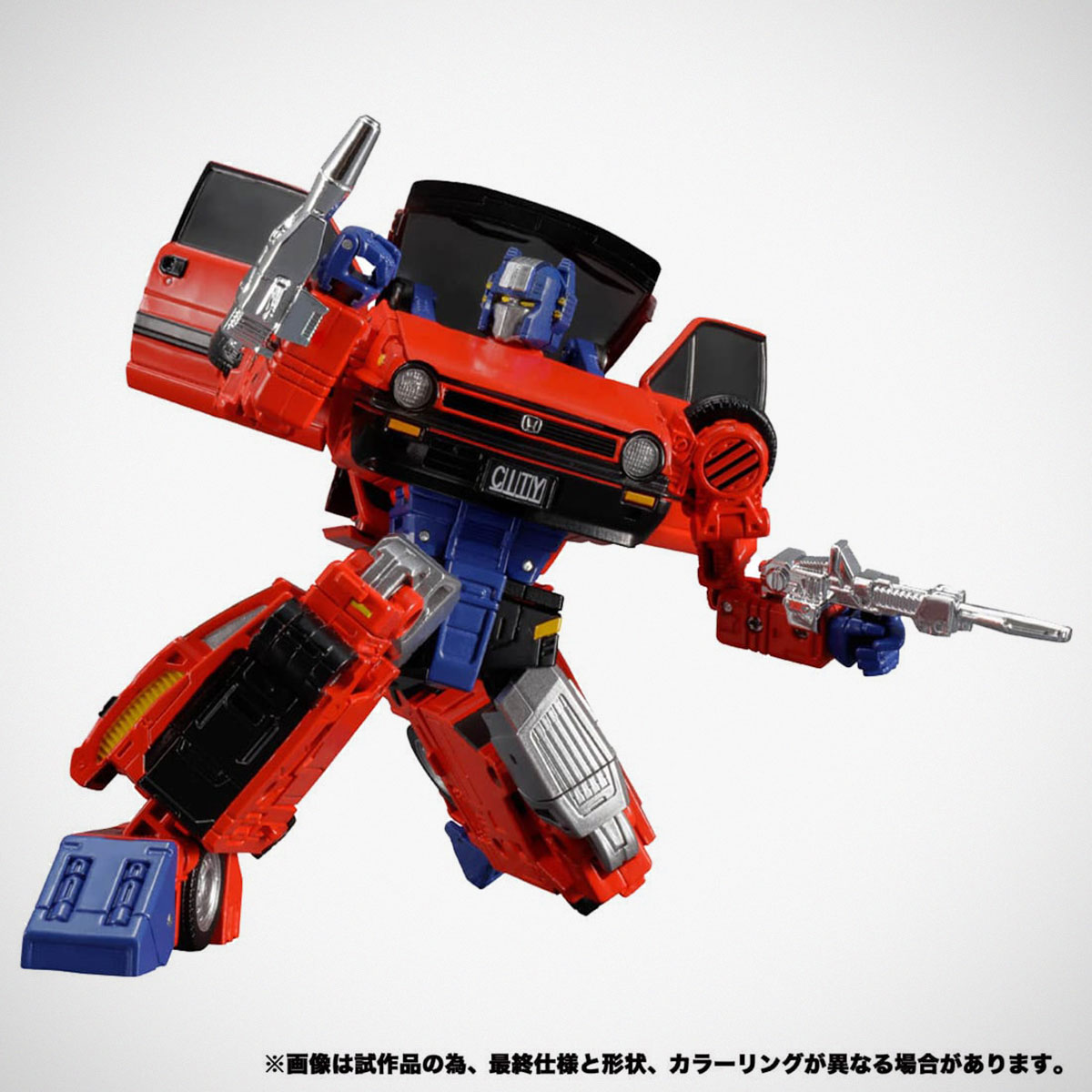 Takara Tomy Transformers MP-54 Reboost