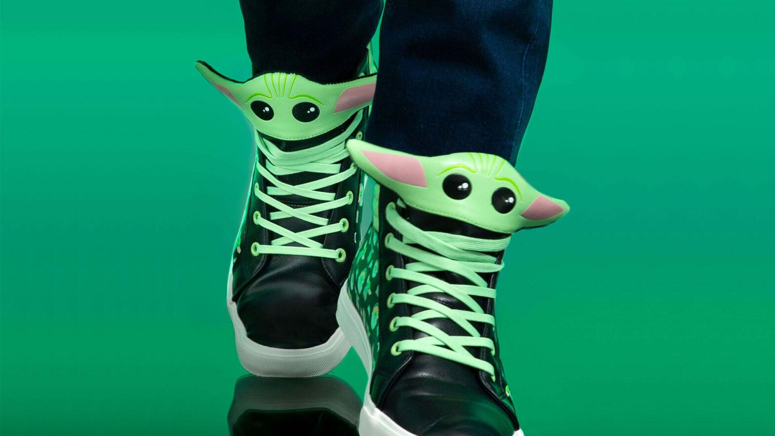 The Child Unisex Mandalorian Shoes