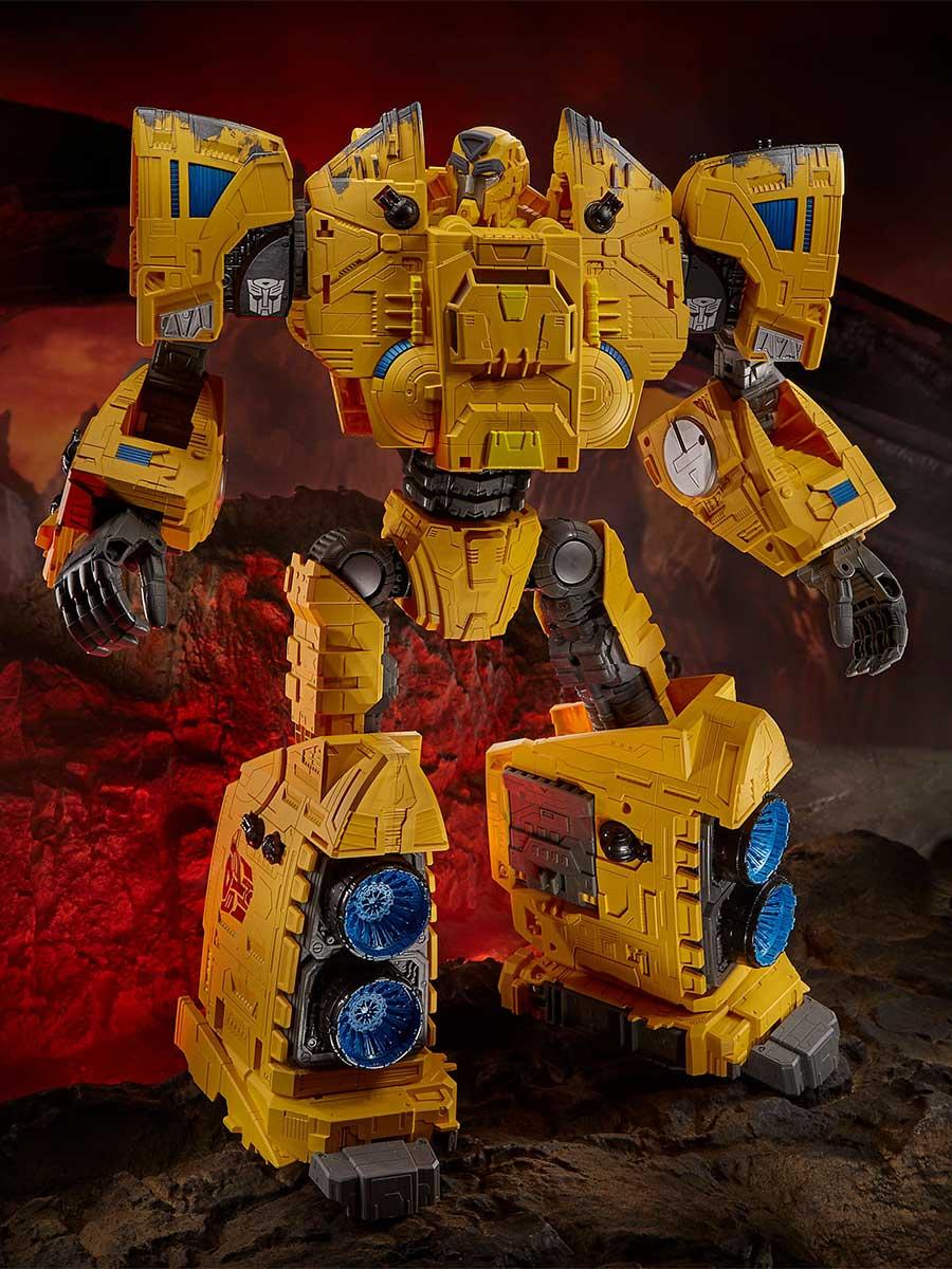 Transformers Titan Class Autobot Ark