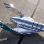 Virgin Galactic Unveiled New Spaceship, SpaceShip III, With Mirror-like Exterior