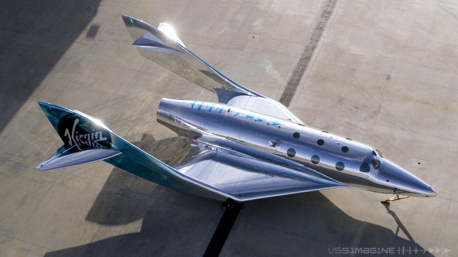 Virgin Galactic SpaceShip III VSS Imagine