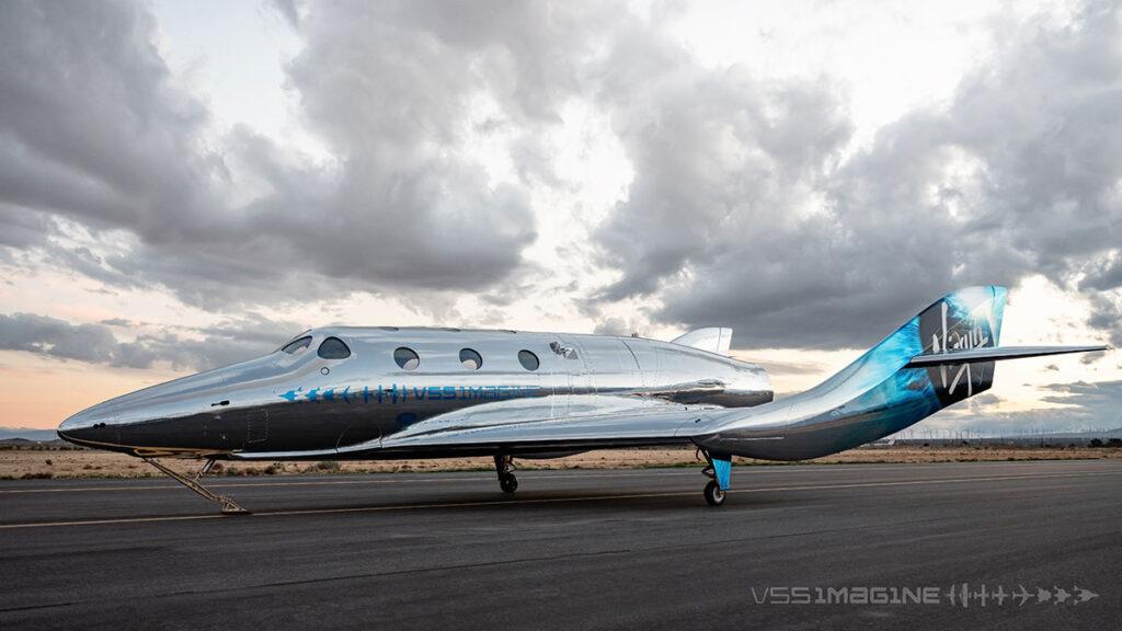 Virgin Galactic SpaceShip III VSS Imagine