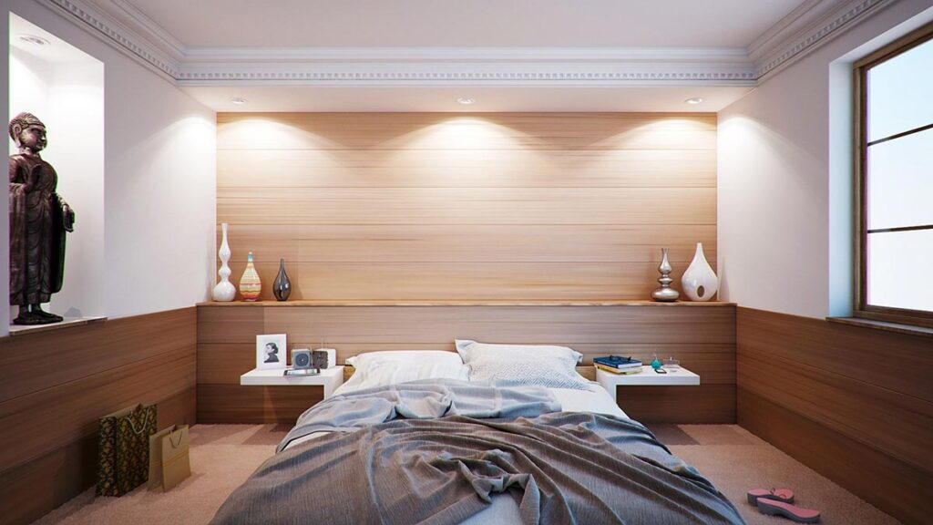 Want To Personalize Your Bedroom? Here's What To Do