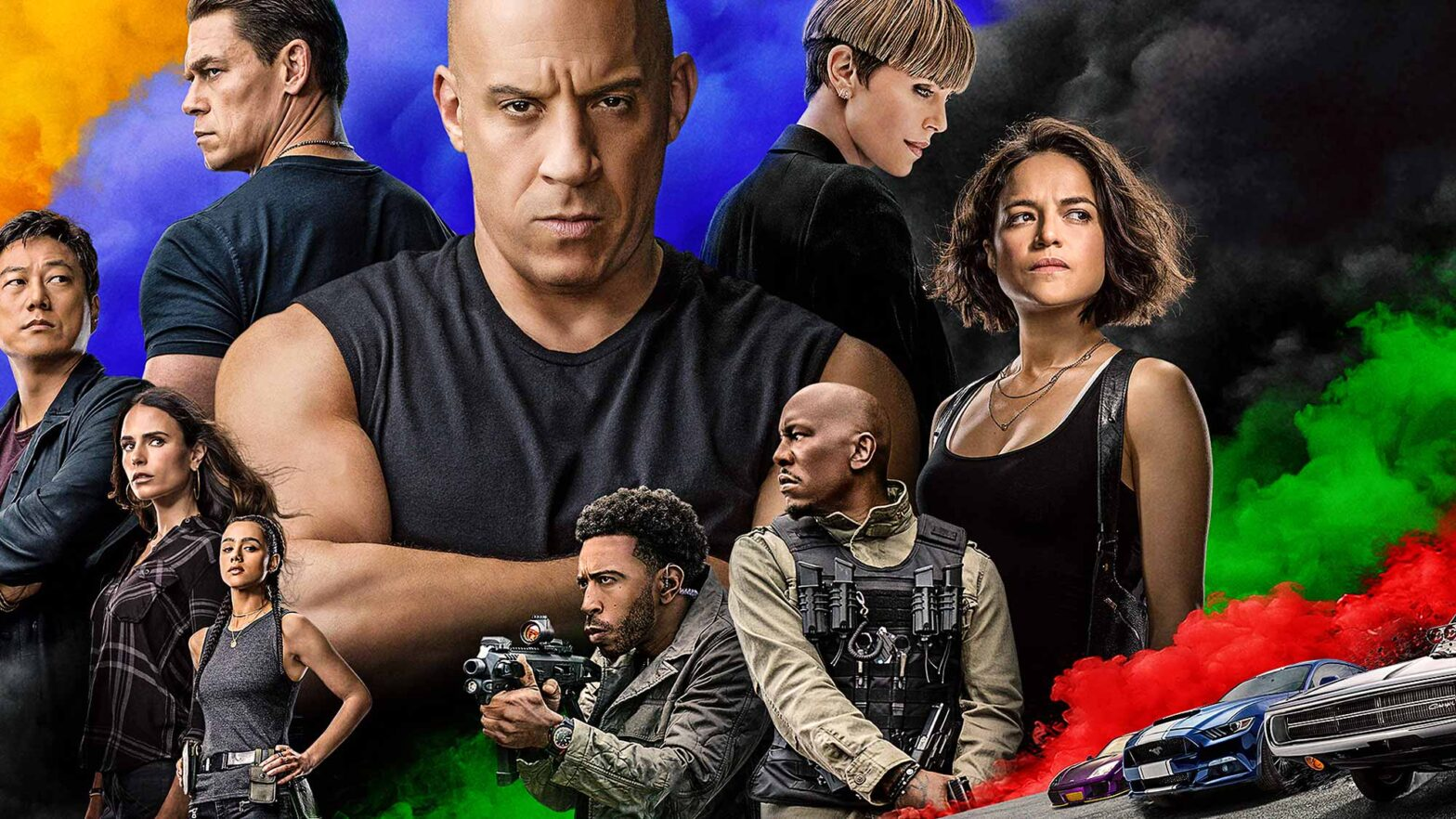 Watch All Eight Fast & Furious Movies for Free