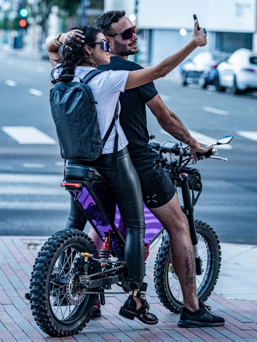 XION CyberX Custom Electric Bicycle