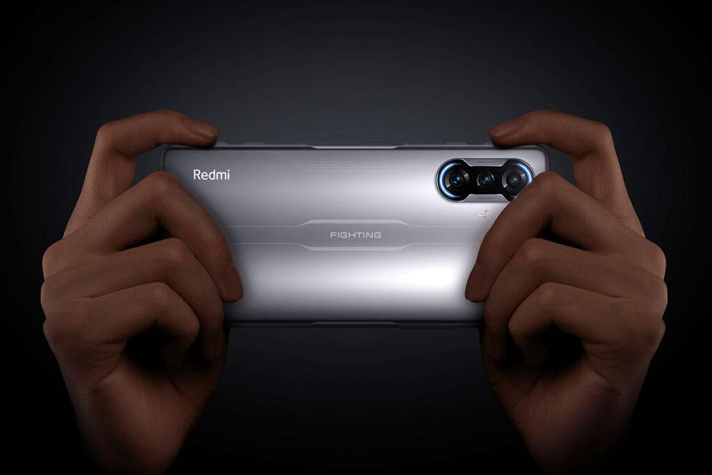 Xiaomi Redmi K40 Gaming Enhanced Edition