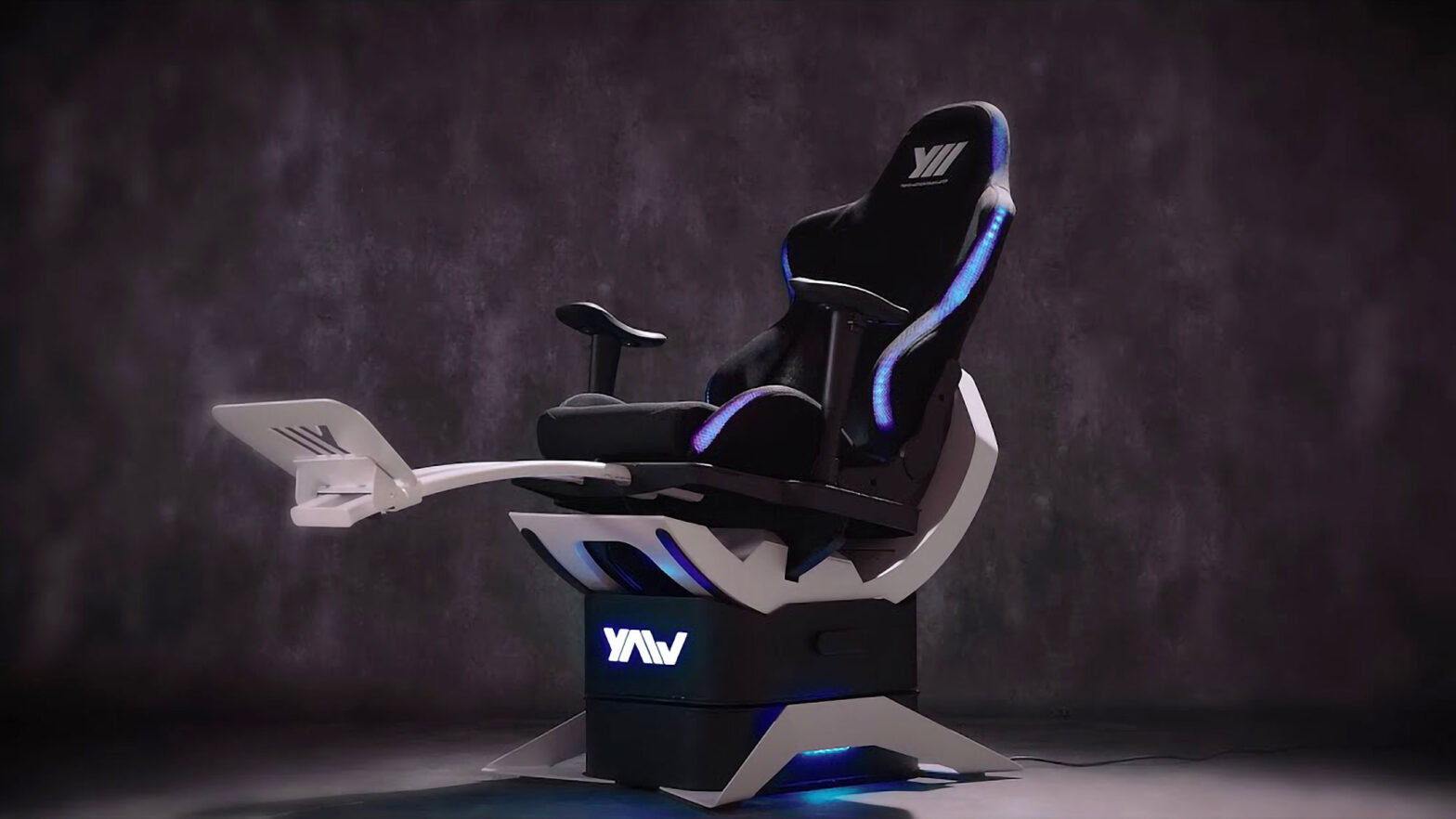 Yaw2 Motion Simulator and Smart Chair
