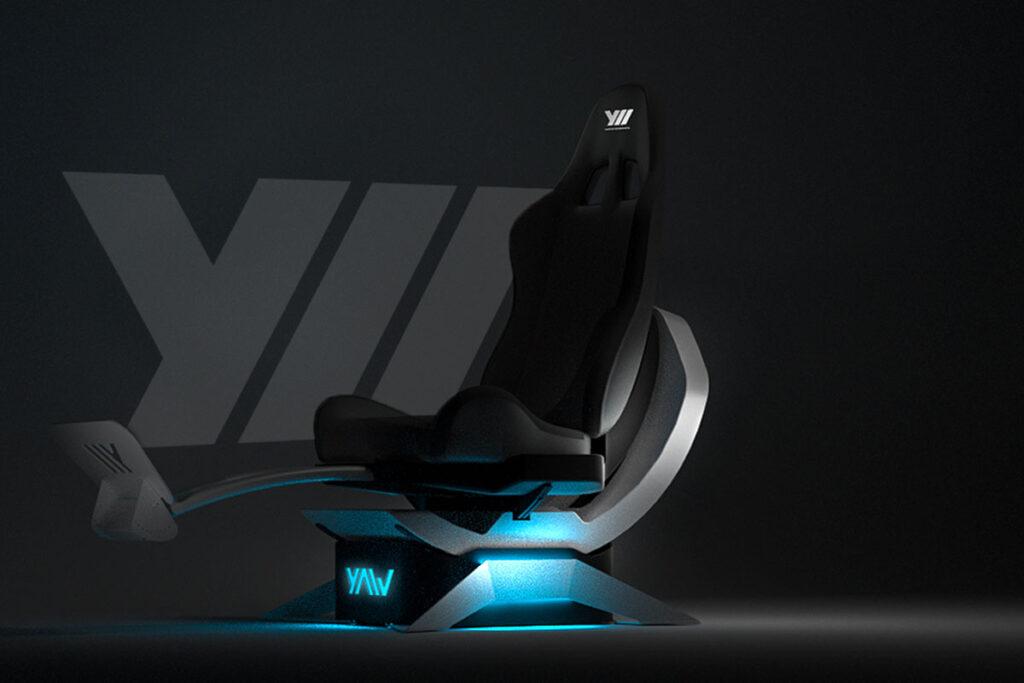 Yaw2 Motion Simulator and Smart Chair