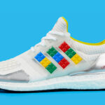 New adidas Ultraboost DNA x LEGO Plates Running Shoes Is Customizable With LEGO Plates