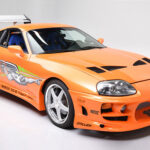 """Paul Walker's """"10-second"""" Car, The 1994 Toyota Supra From <em>Fast & Furious</em>, Is Going On The Block"""