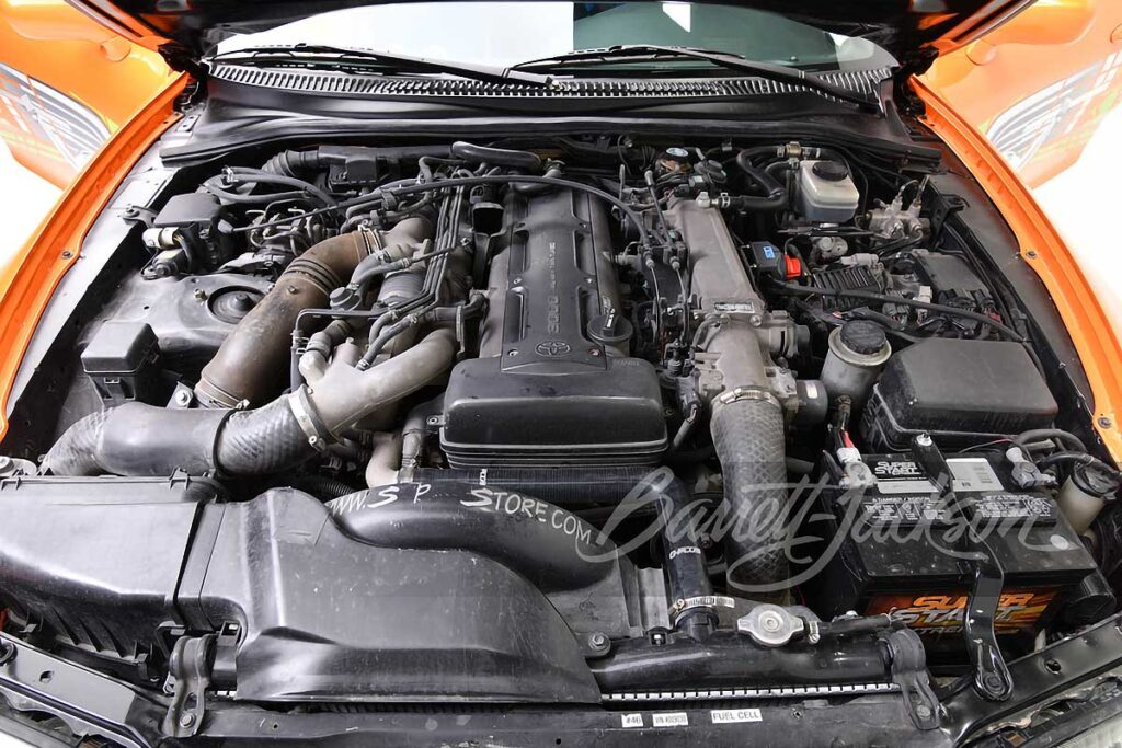 1994 Toyota Supra Fast & Furious Movie Car