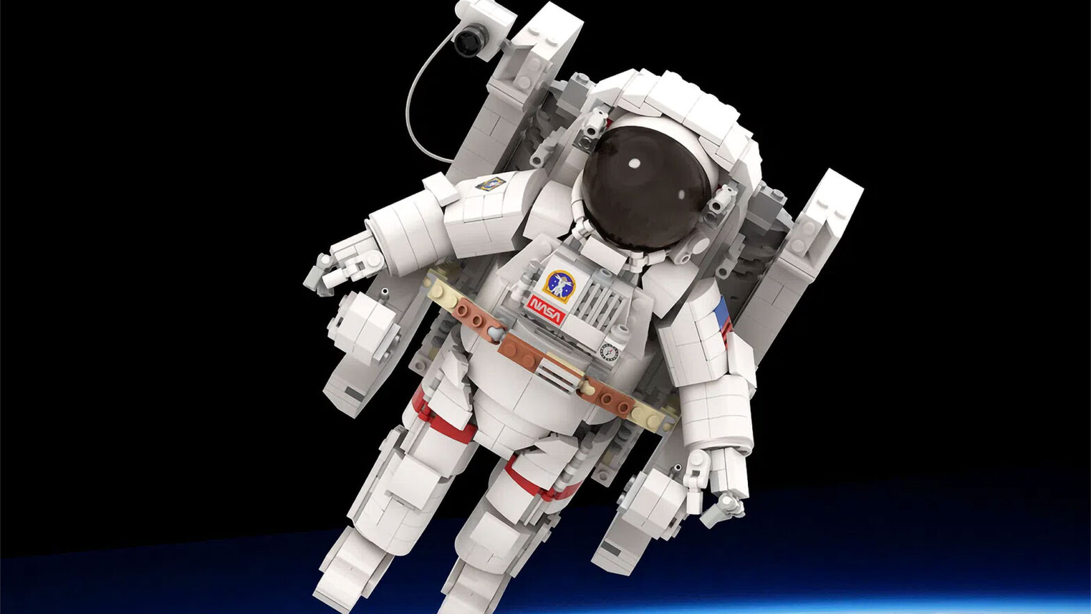 2021 LEGO Ideas Review and Brick Build Astronaut