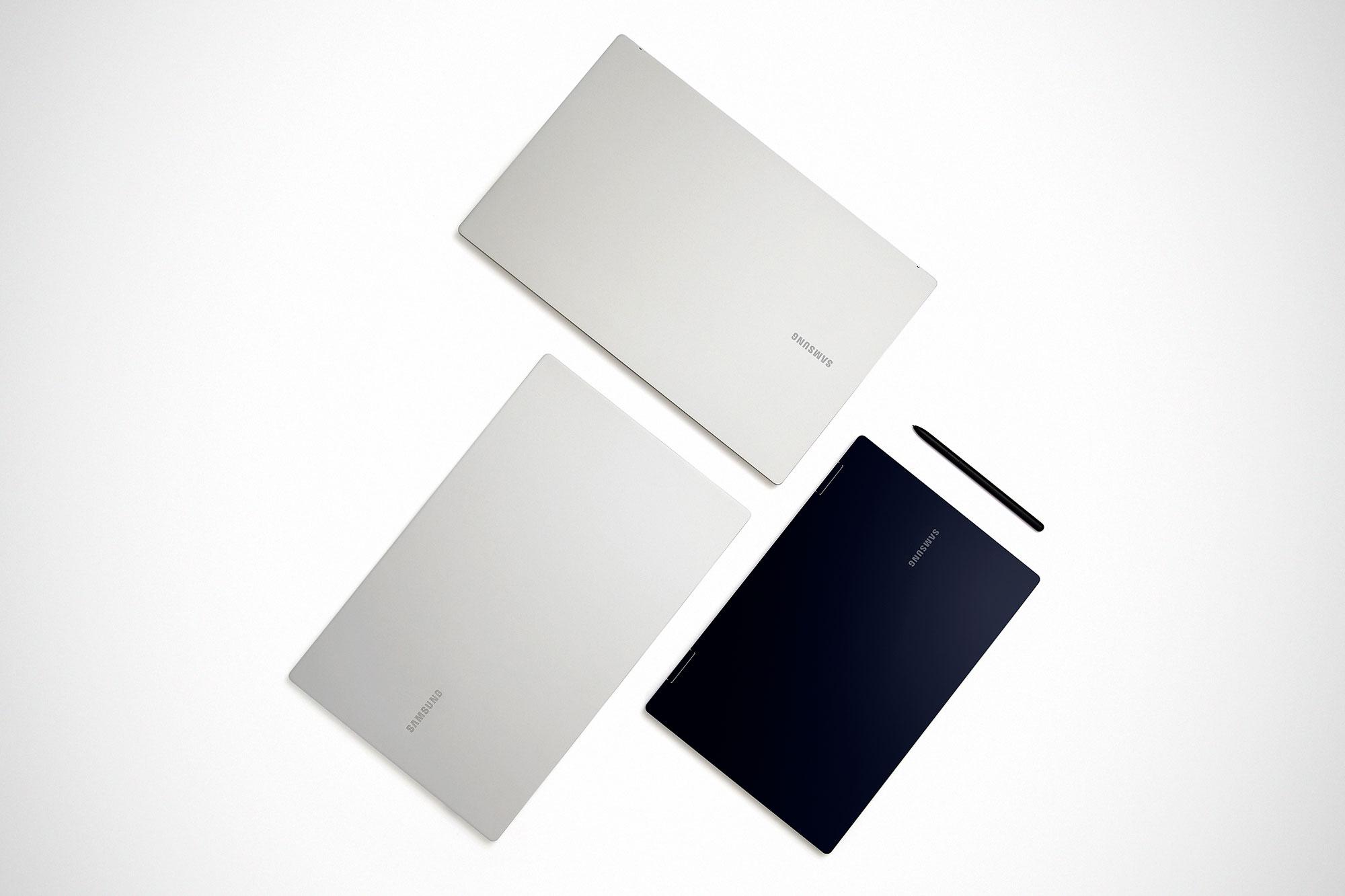 2021 Samsung Galaxy Book Pro and Pro 360