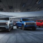 Ford F-150 Lightning Electric Pickup Crosses 120,000 Reservations