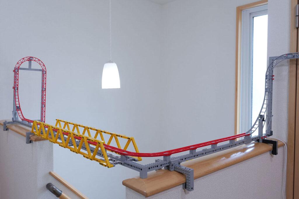 Akiyuki LEGO Roller Coaster Track
